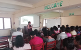 Guest Lecture on Humanitarian Forensic Action