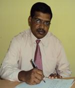 Professor Padmasiri Kannangara