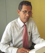 Profsessor Karunasena Hettiarachchi