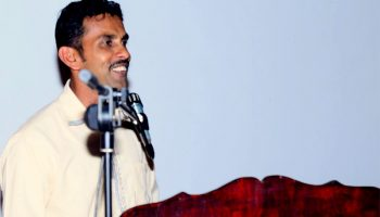 Dr. Gamini Ranasinghe Conducts Guest lecture at Deccan College-Pune, India (9)