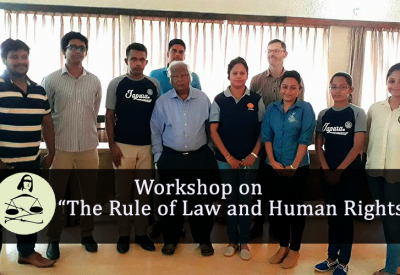 Workshop on Law and Human Rights
