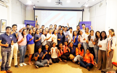 Introductory Orientation Program for FHSS Students by Colombo American Center 1