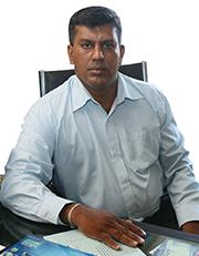 Mr. B. A. S. C Kumara