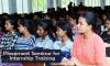 Placement Seminar for Internship Training
