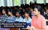 Placement Seminar for Internship Training