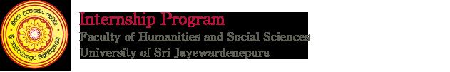 Internship Program for Undergraduates