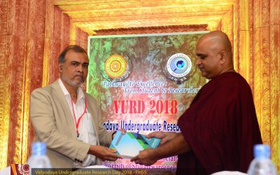 2nd Vidyodaya Undergraduate Research Day 2018 (52)