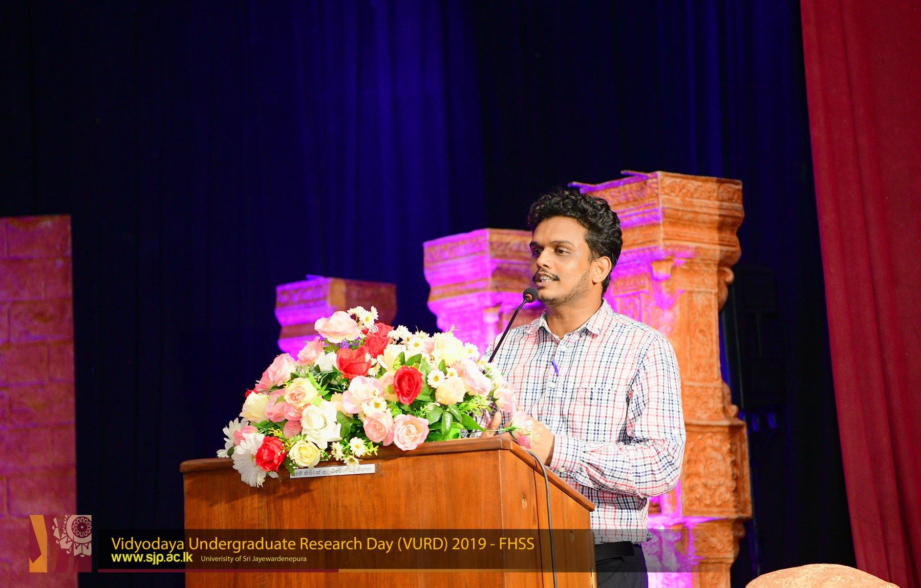 Vidyodaya Undergraduate Research Day 2019 (60)
