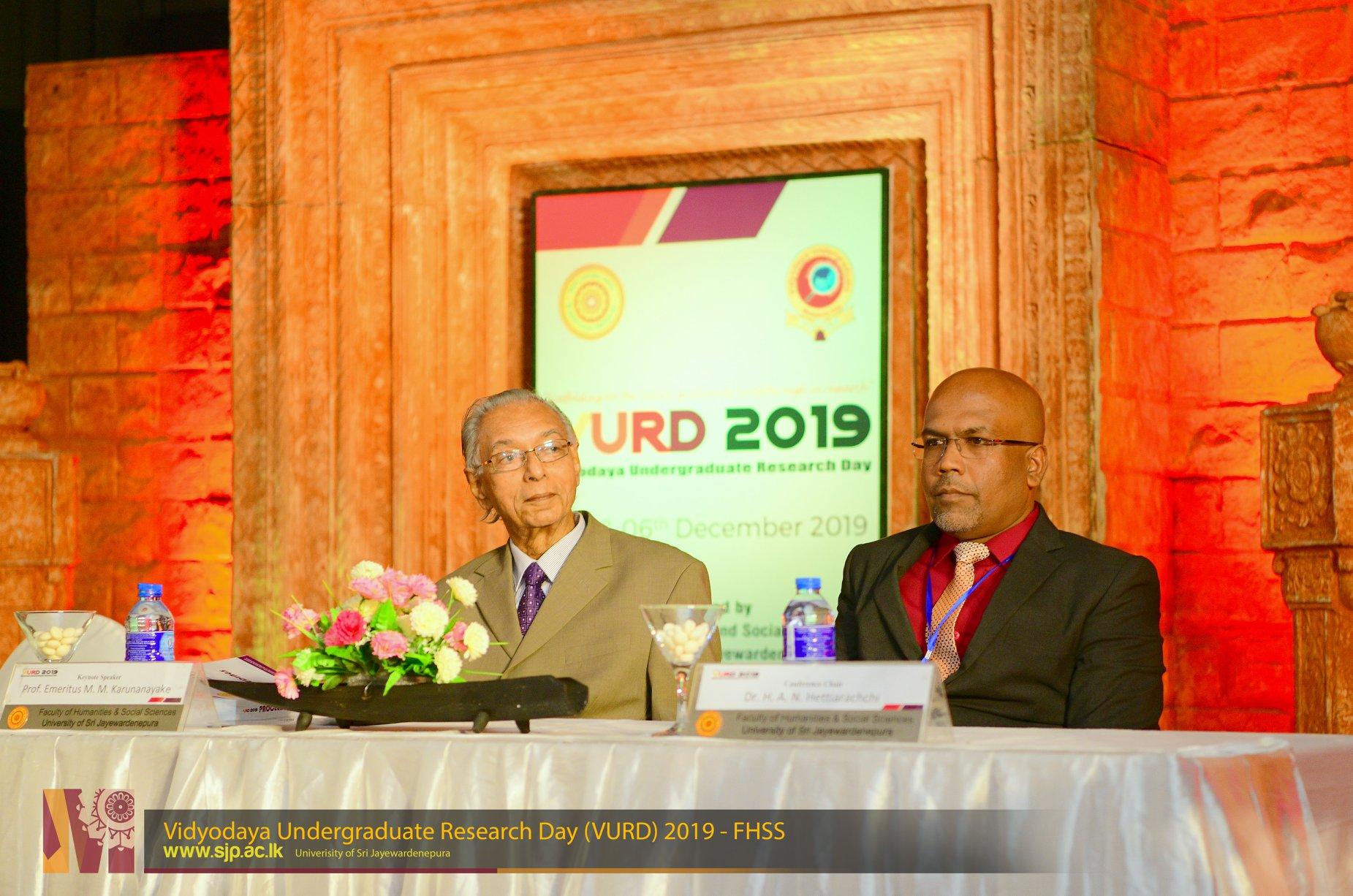 Vidyodaya Undergraduate Research Day 2019 (63)