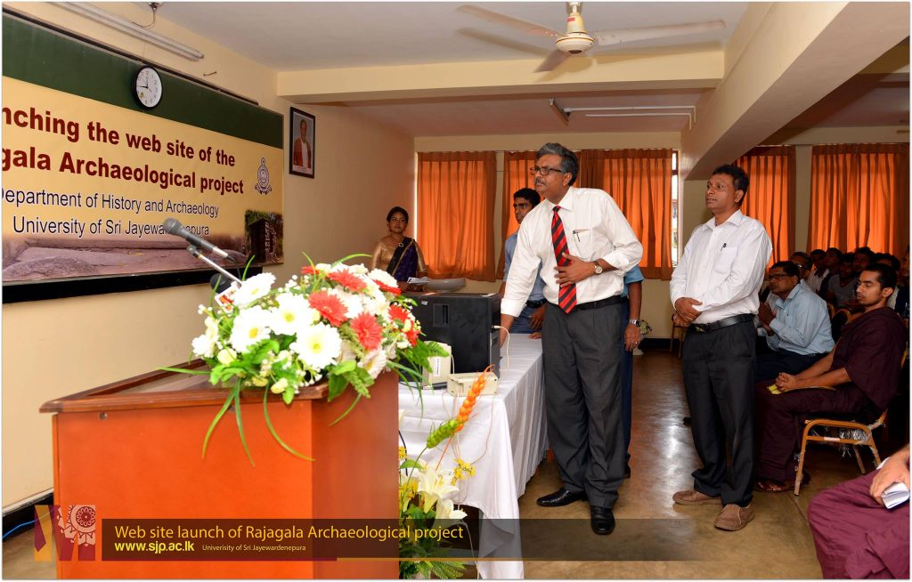 Website-launch-of-Rajagala-Archeological-Project-24