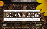 Call for Papers IRCHSS-2016