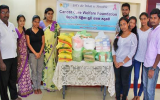 Counseling Unit Donates to Cancer Hospital