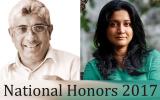 National Honors Award – 2017