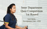 Inter Department Quiz Competition 1st Round