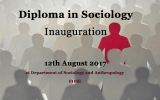 Diploma in Sociology, Inauguration Ceremony