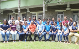 Archaeology students visit Deccan College, India to Special Archaeological Training