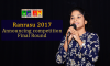 """Ranrasu 2017"", Final Announcing Competition"