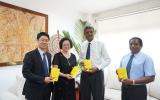 USJP to establish a Chinese Language Degree