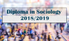 Diploma in Sociology 2018-2019
