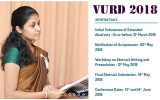 Discussion on Abstract Writing: VURD 2018