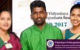 Vidyodaya Undergraduate Research Day – 2018