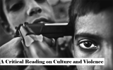 "Guest Lecture on ""A Critical Reading on Culture and Violence"""
