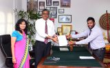 MOU between MDRC of USJP and International Institute of Knowledge Management
