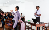"""Guest Lectures on """"Child Protection & Development"""" and """"Narcotics & Organized Crimes"""""""