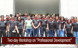 "Two-day Workshop on ""Professional Development"""