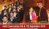 List of Graduants – 44th Convocation of University Sri Jayewardenepura