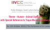 Policy Dialogue- Guest Lecture on Human – Animal Conflict with Special Reference to Toque Macaque (Rilawa)