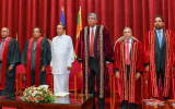 Awarding Ceremony of Diplomas in Sociology and Criminology