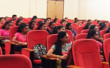 Inauguration ceremony of the Diploma in English offered by the DELT 2019