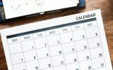 Academic Calendar: 2017/2018 Academic Year-FHSS