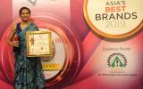 Dr. Asha Fernando Wins 'Women Super Achiever' & 'Innovative Leader' Awards at Asia's Education Excellence Award Ceremony