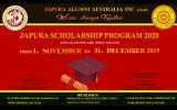 Apply Now for the USJ Alumni Scholarship Program – 2020