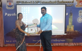 Dr. Asha Fernando  Delivered Guest Speach at the 24th International Conference of the Indian Academy of Applied Psychology, India