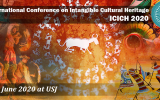 Abstracts Submission Deadline Extended: 2nd International Conference on Intangible Cultural Heritage (ICICH 2020)