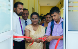 Opening Ceremony of the Center for Differently Abled Students
